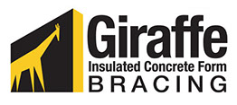 ICF Bracing System for Sale & Rental Giraffe Bracing is the #1 for